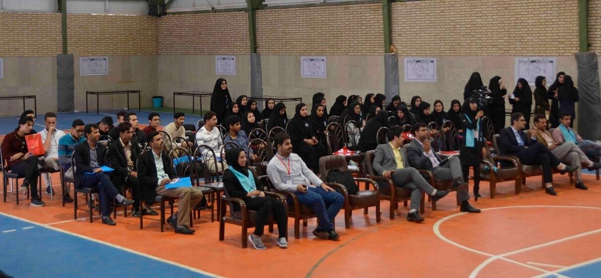 اولین استارت آپ دانشجویی دانشکده امام خمینی با همکاری شرکت ایساپارس