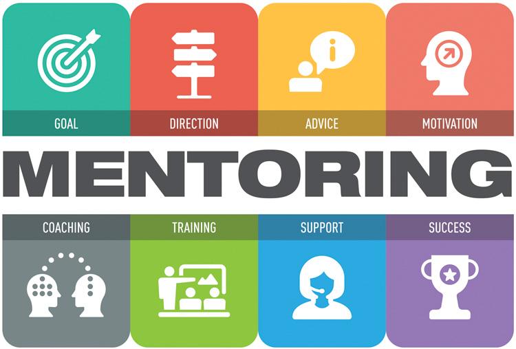 مربی و ویژگی های منتور ها و نقش آن ها در کسب و کارها